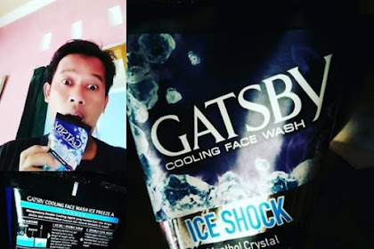 GATSBY ICE SHOCK, BENAR-BENAR SHOCK!
