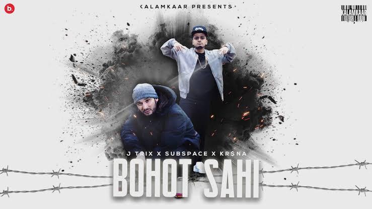 Bohot Sahi Song
