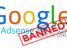 Penyebab Akun Google Adsense di Banned