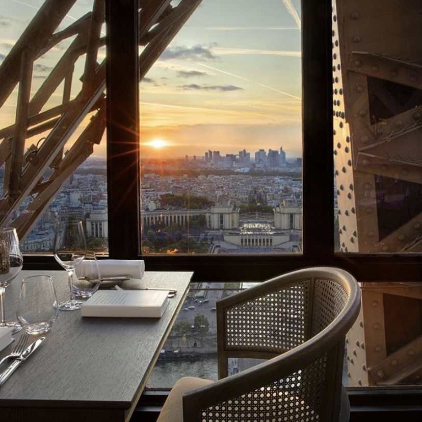 Weekday Wanderlust | Places: Le Jules Verne Restaurant, Paris