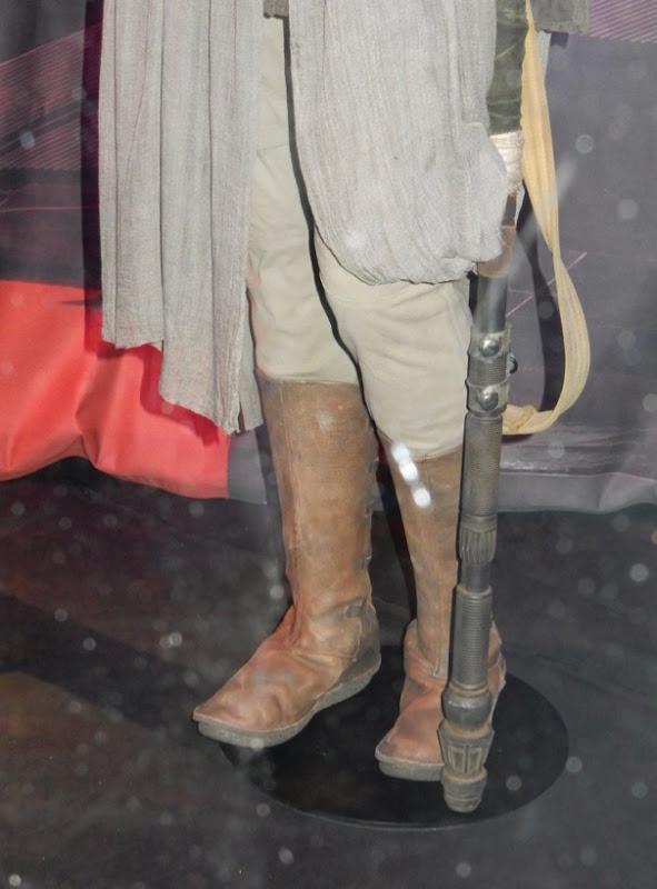 Rey boots Star Wars Last Jedi