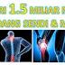 BIOCYPRESS Atasi | Sakit  | Nyeri | Radang | Sendi | Tulang | Lutut | Syaraf |