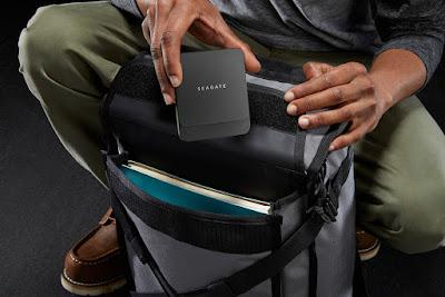 "Seagate เปิดตัว ""BarraCuda® Fast SSD""  SSD ขนาดพกพา ประสิทธิภาพชั้นเลิศ ตอบโจทย์คอเกมเจนใหม่"