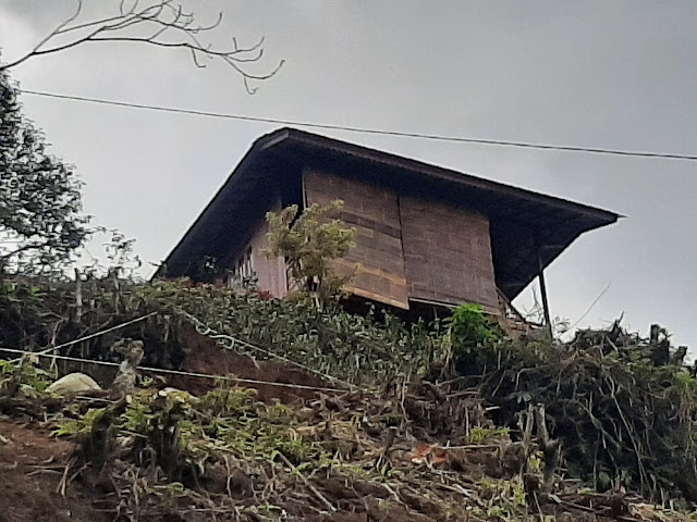 Sttt...!! Ada Villa Diduga Tak Kantongi Izin Diatas Bukit Desa Cibodas