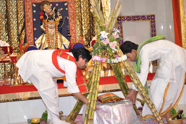 Tulsi-Vivah-Celebration-India-2019