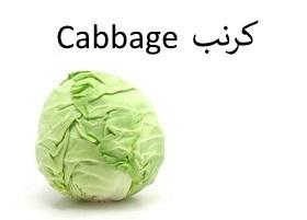 كرنب : Cabbage