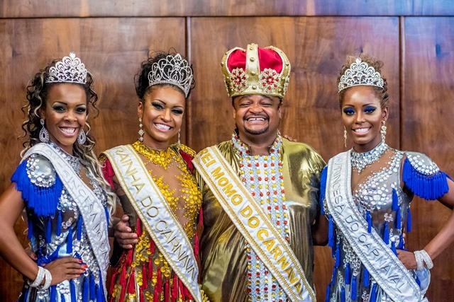 Corte Real Momesca do Carnaval de BH de 2015
