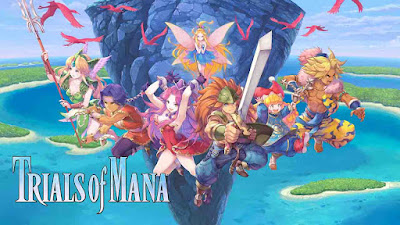 Download Game Trials of Mana PC