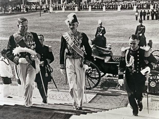 Gubernur Jenderal Cornelis de Jonge (1931-1936) dok/kitlv