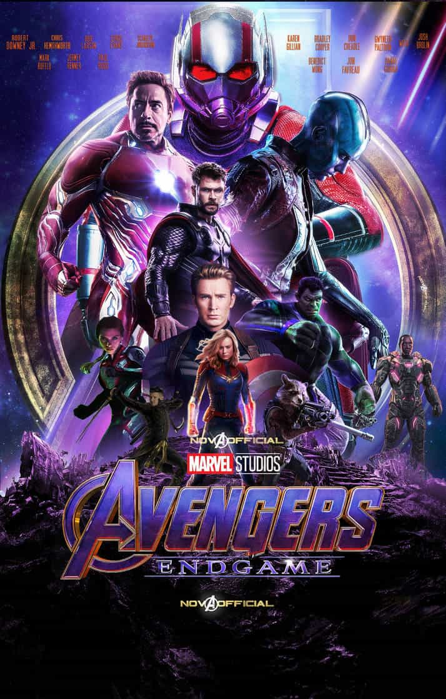 Nonton Avenger End Game Sub Indo : nonton, avenger, Download, Avengers, Endgame, Indonesia, Python