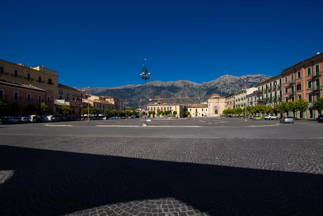 Piazza Garibaldi-Sulmona