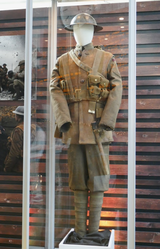 George Mackay 1917 WWI Lance Corporal Schofield uniform