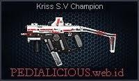 Kriss S.V Champion