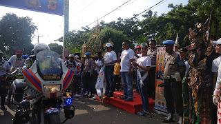 Polres Cirebon Sukses Gelar Safety Road Festival