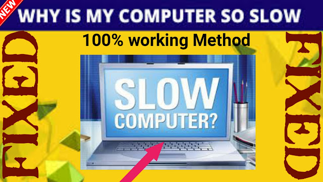 why is my computer so slow,Why does PC become slow?,Why is my computer so slow Windows 10,Why is my computer so slow in the morning,Why is my computer so slow Mac,Why is my computer so slow Chromebook,Why is my laptop so slow ,Why is my new laptop so slow,How to fix slow computer Windows 10,How to fix a slow laptop,Windows 10 very slow and unresponsive 2021-22,High end PC running slow,How to speed up laptop,How to fix a slow computer