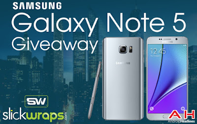 Samsung Galaxy Note 5 International Giveaway