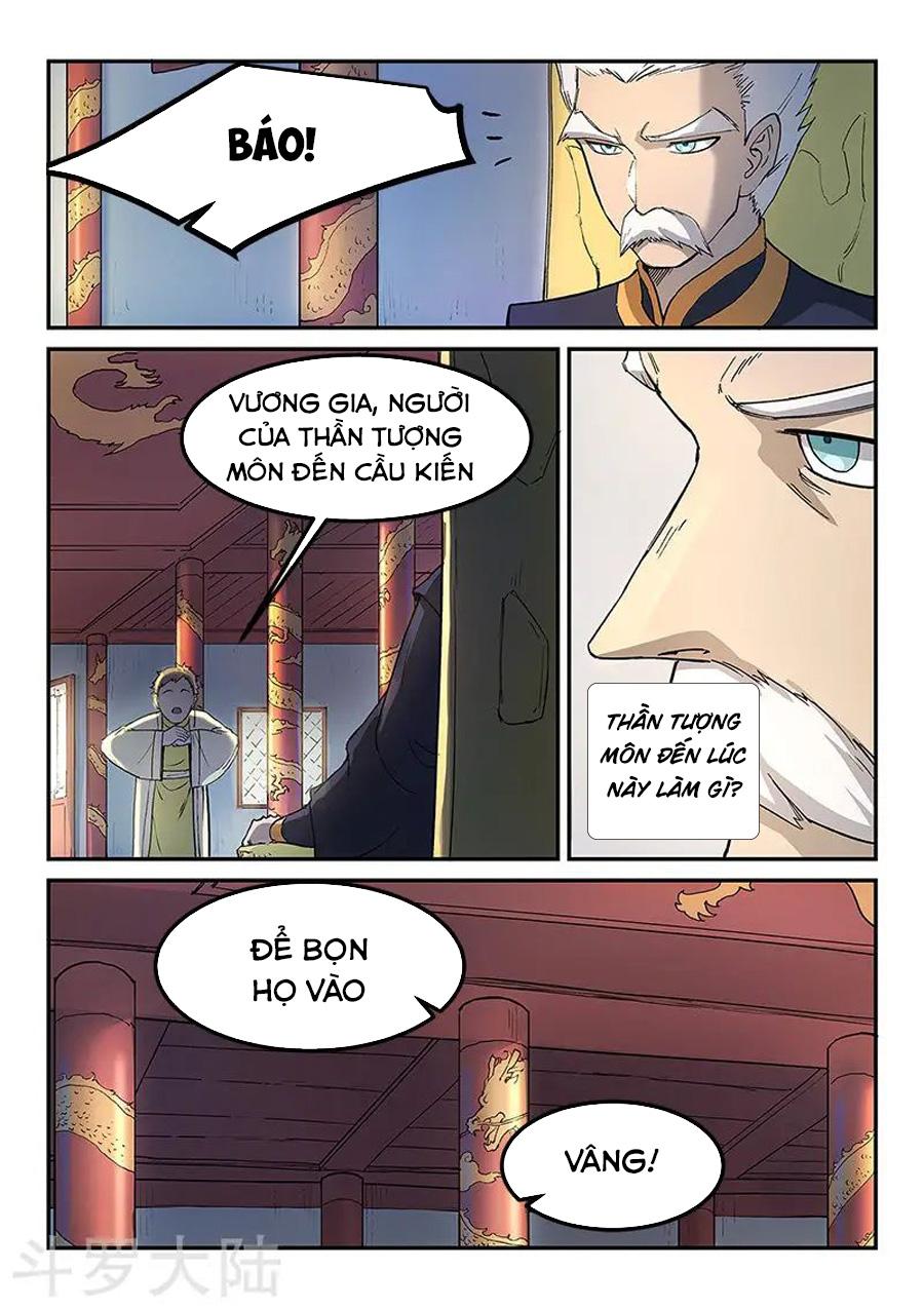 Tinh Võ Thần Quyết Chapter 269 video - Hamtruyen.vn