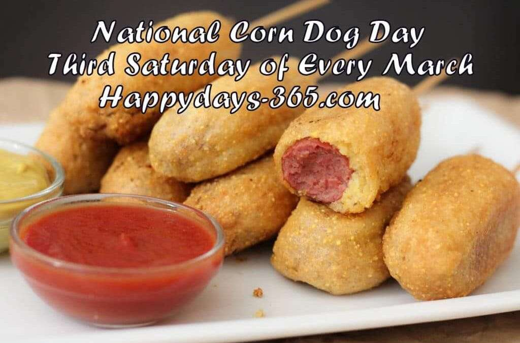 National Corn Dog Day Wishes Sweet Images