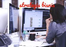 Strategis persaingan bisnis