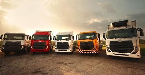 Harga UD Trucks Quester