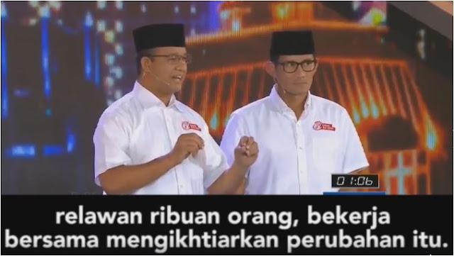 Mayoritas Warga Jakarta, Gubernur BARU, anis sandi