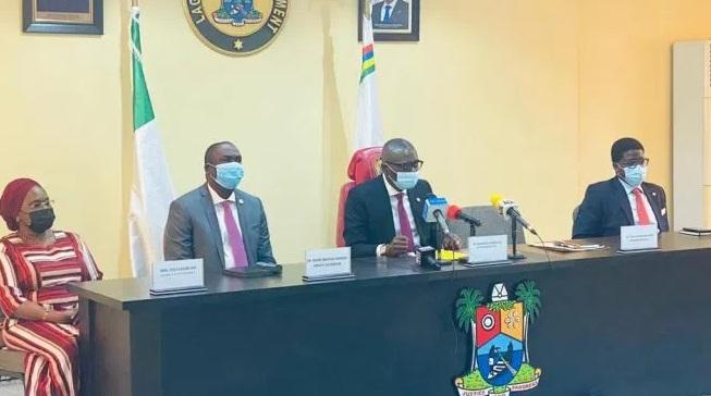 Sanwo-Olu inaugurates 7-member Judicial Panel into SARS brutality