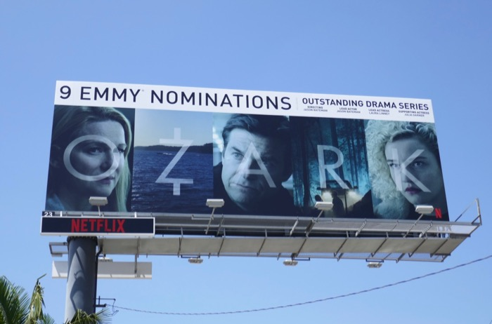 Ozark season 2 Emmy noms billboard