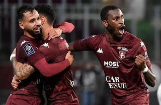 بولحية و ديلور في التشكيلة المثالية للجولة 16 الدوري الفرنسي 2020.2021