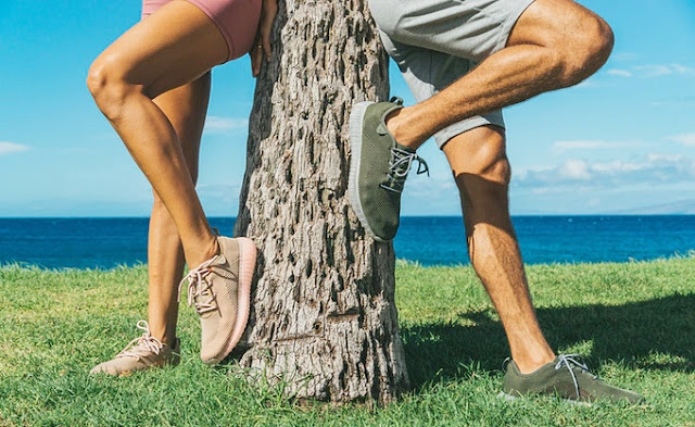 Shoeography: LONO: The Sockless Sneaker for an Active Lifestyle