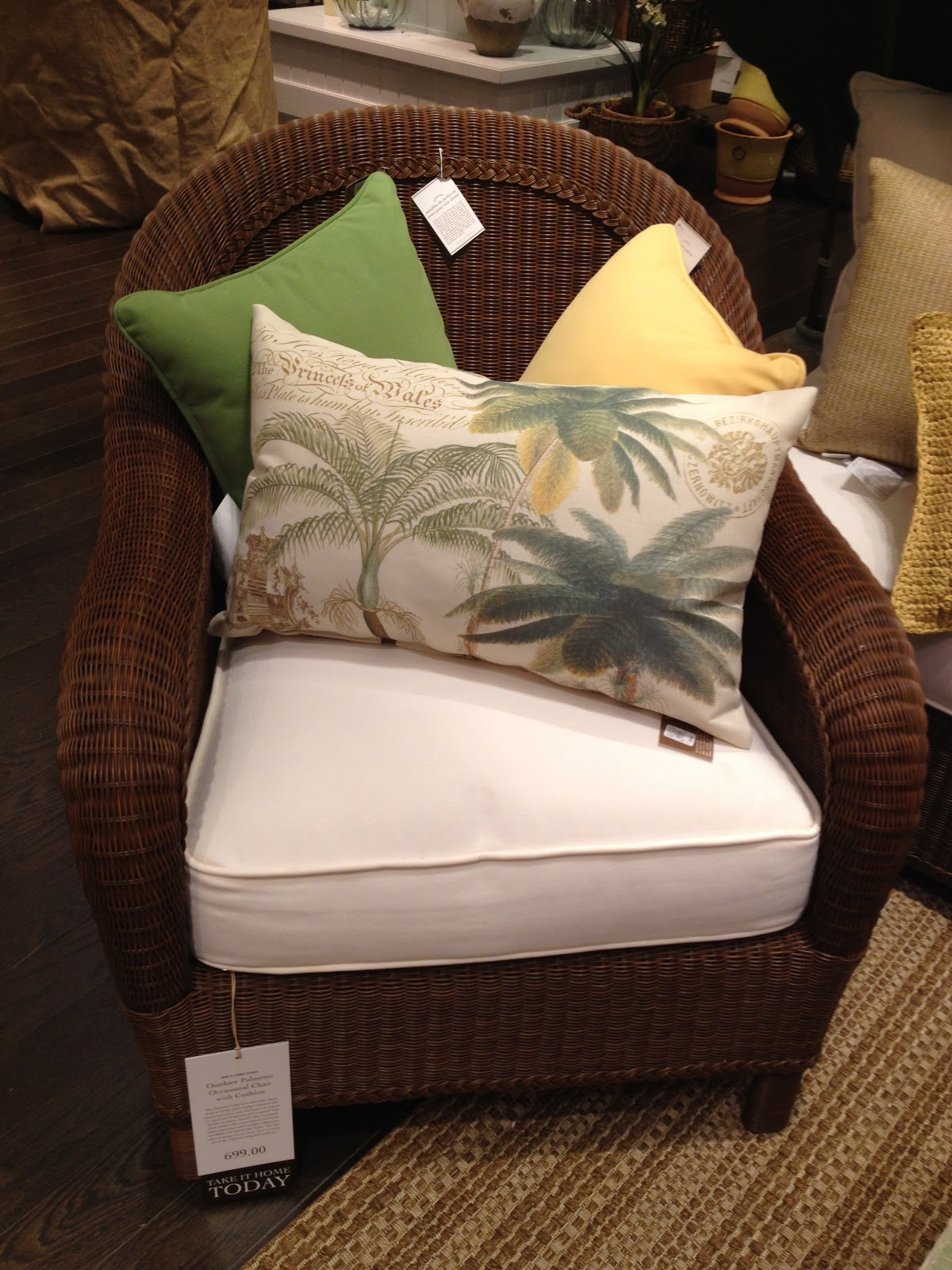 Mauna Lani Furniture Outdoor Pottery Barn Fabric For