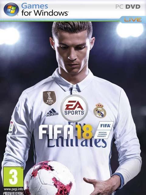 تحميل لعبة FIFA 2018 للأجهزة الضعيفة والمتوسطة