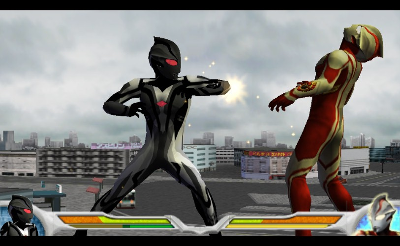 Download Game Ultraman Fighting Evolution 3 Android