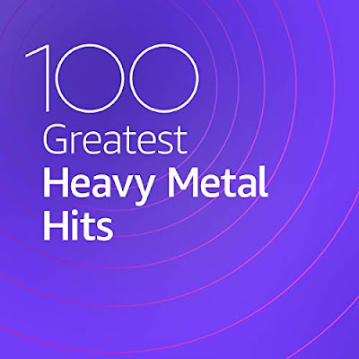 VA – 100 Greatest Heavy Metal Hits (2020) MP3