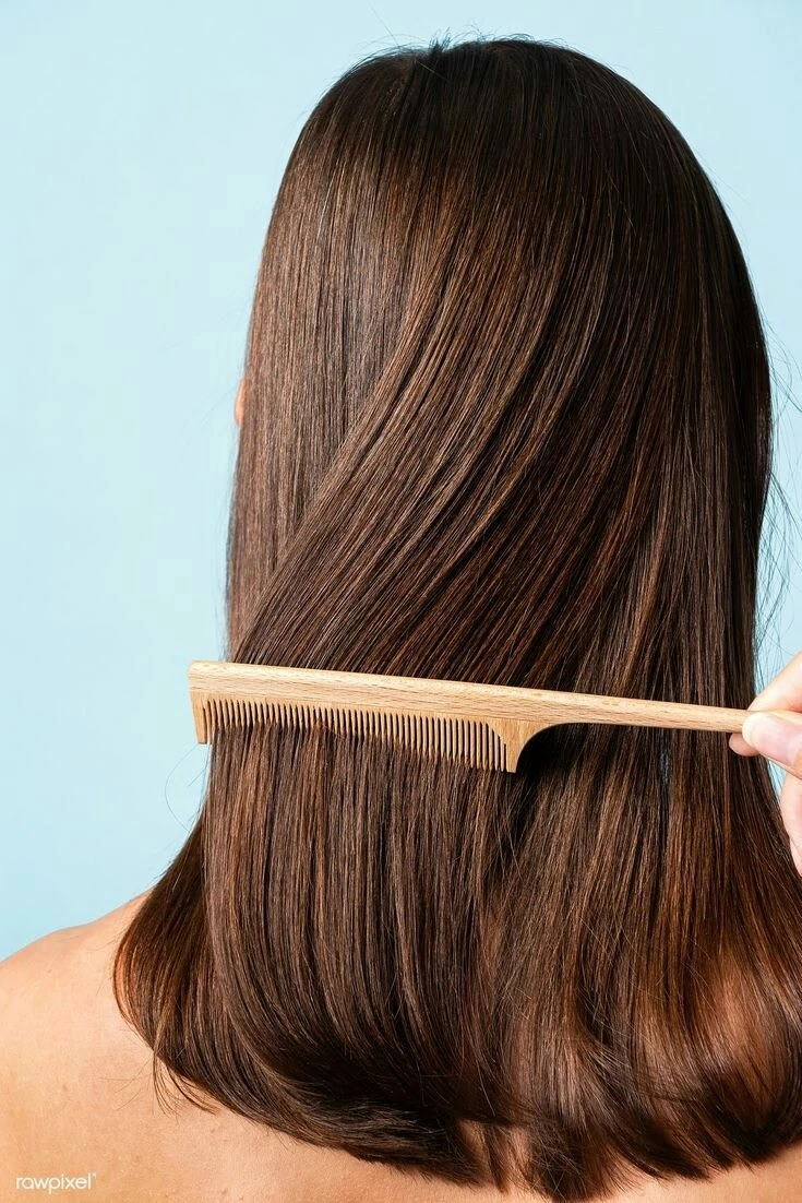 Combing basic hair care tips