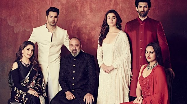 Kalank movie trailer launch LIVE UPDATES