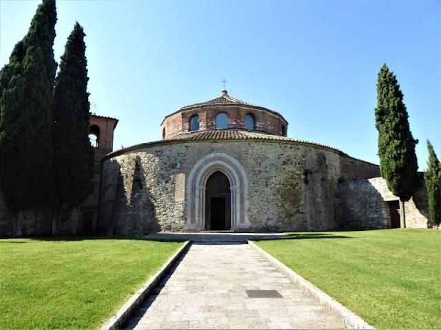Rotonda San Michele Perugia