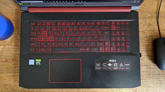 Acer Nitro 5 (A517) Review