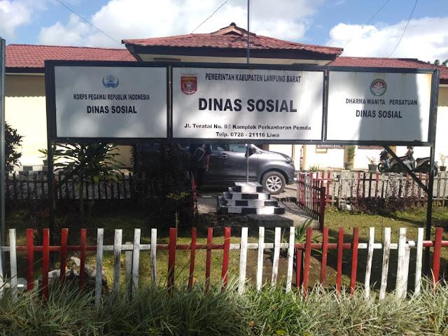 Program PKH di Lampung Barat Diduga Tidak Tepat Sasaran,Dinsos Angkat Bicara dan Akan Kita Tindak Tegas