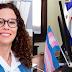 """VICEMINISTRA DOMINICANA MANTIENE EN DESPACHO BANDERA DE LESBIANAS, GAYS, TRANSGENERO Y BISEXUALES POR """"DERECHO A INCLUSIÓN Y RESPETO"""""""
