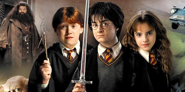 Harry Potter Và Phòng Chứa Bí Mật - Harry Potter And The Chamber Of Secrets (2002)