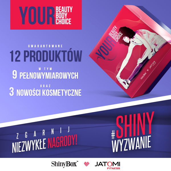 ShinyBox Your Beauty, Your Body, Your Choice!