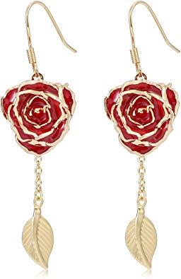 68% off Rose Gold Earrings