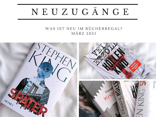 Neue Bücher März 2021