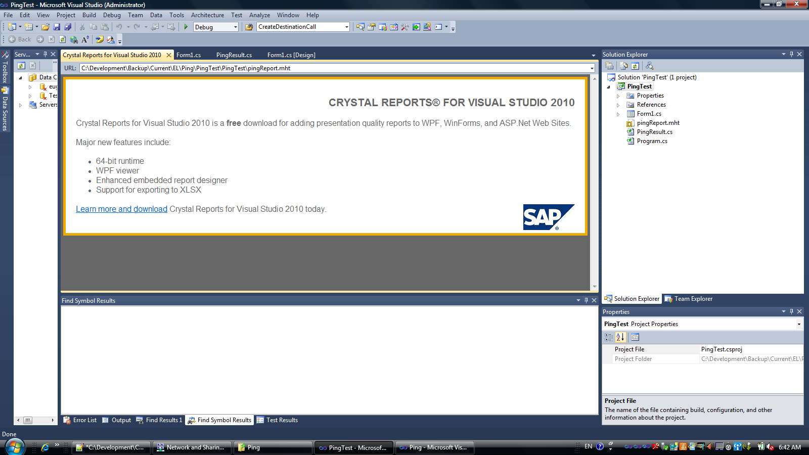 Sap Crystal Reports Downloads