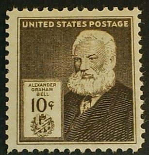 US Alexander Graham Bell