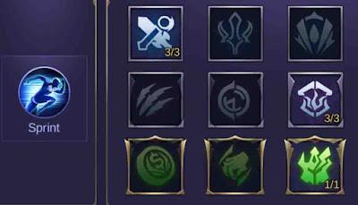 Emblem Jungle Mobile Legends
