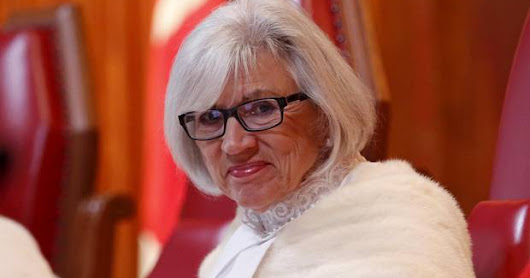 KARMA OR CORRUPTION - CHIEF JUSTICE MCLACHLIN FORCED TO RESIGN