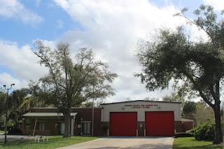 Estación de bomberos en Lockhart