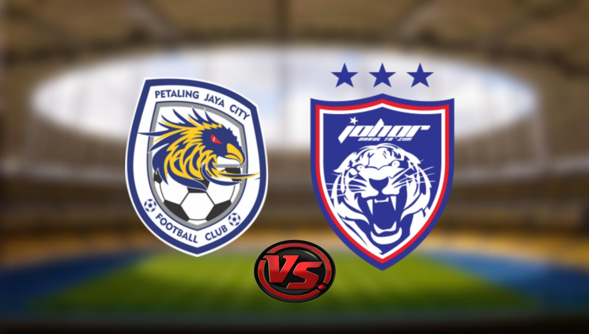 Live Streaming PJ City FC vs JDT FC Liga Super 21.8.2021