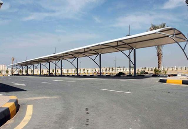 Car Parking Shed Dubai
